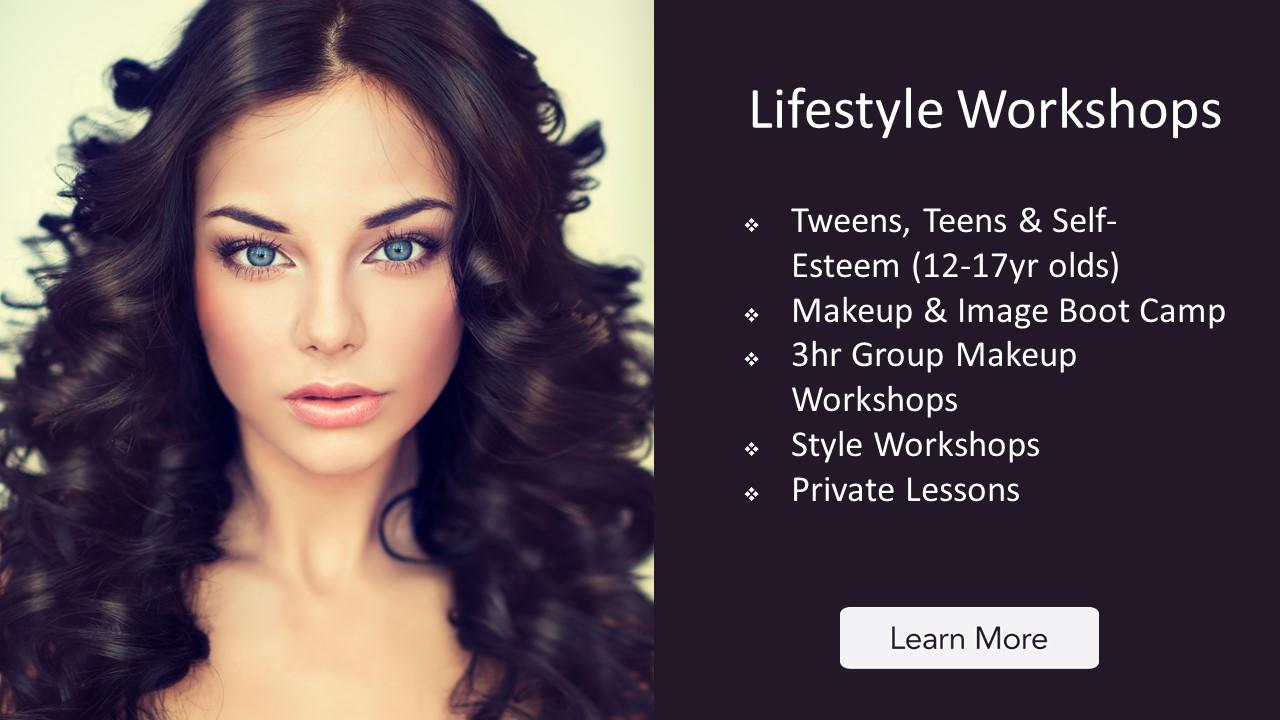 Front banner Lifestyle Workshops 2017